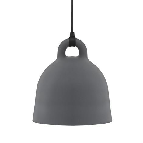 Normann Copenhagen Bell Valaisin Harmaa Medium