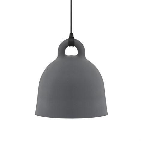 Normann Copenhagen Bell Valaisin Harmaa Small
