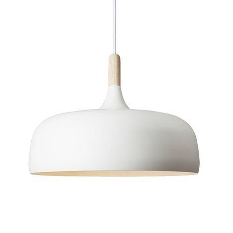 Northern Lighting Acorn Kattovalaisin Valkoinen