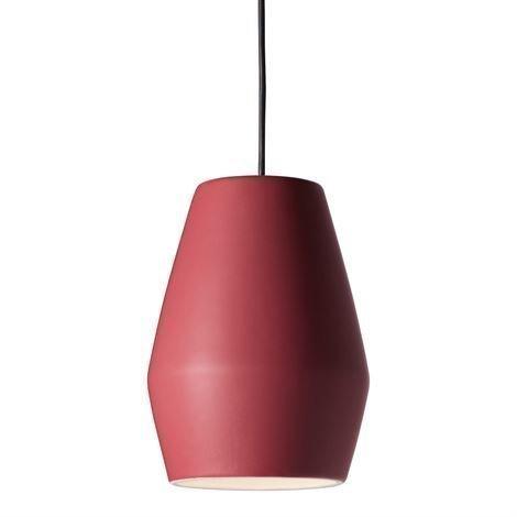 Northern Lighting Bell Valaisin Burgundy Punainen