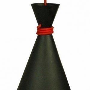 Oriva Ikkunalamppu Japan Musta Punainen