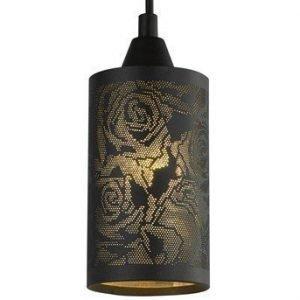 Oriva Ikkunalamppu Rose Musta