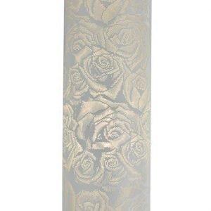 Oriva Pöytävalaisin Rose Valkoinen