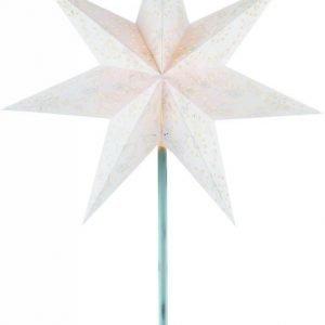 Pöytätähti Aratorp 64 cm paperi luonnonvalkoinen