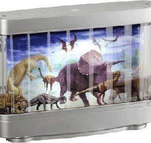 Pöytävalaisin LeuchtenDirekt Dino 10W 230V IP20