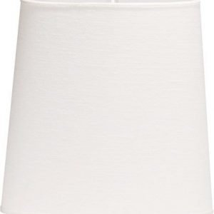 PR Home Elliptic Lampunvarjostin Classico Valkoinen 24 cm