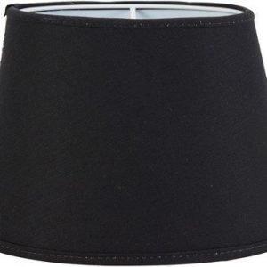 PR Home Indi Lampunvarjostin Alusta Musta 24 cm
