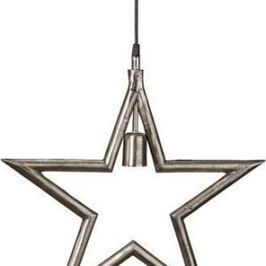 PR Home Metalliitähti Raakahopea 60cm