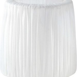 PR Home Mia Lampunvarjostin Puuvilla Valkoinen 30 cm