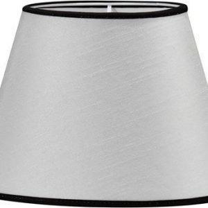 PR Home Ovaali lampunvarjostin Silkki Puuvilla 25 cm
