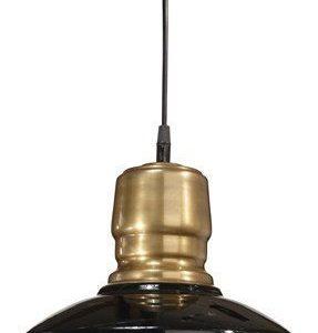 PR Home Paddington Kattolamppu Musta/Antiikkimessinki 31cm
