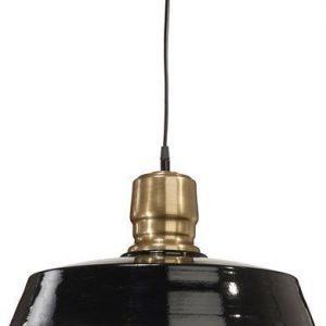 PR Home Paddington Kattolamppu Musta/Antiikkimessinki 46cm
