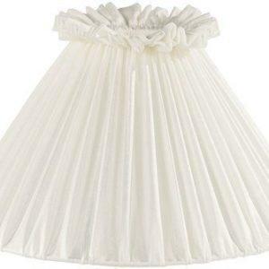 PR Home Vera Lampunvarjostin Silkki Luunvalkoinen 18 cm