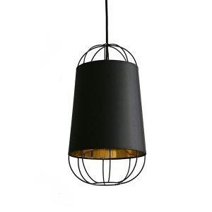 Petite Friture Lanterna 22 Kattovalaisin Small Musta / Kulta
