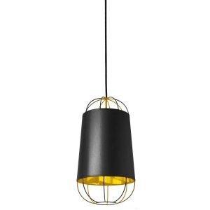 Petite Friture Lanterna Riippuvalaisin S Musta / Kulta