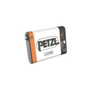 Petzl Core Akku Li Ion Led Otsavalaisimille 1250mah Microusb Lataus
