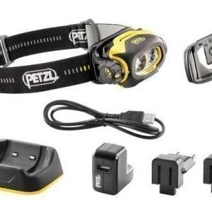 Petzl Pixa 3R ATEX LED ladattava otsavalaisin V2