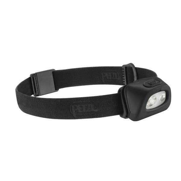Petzl Tactikka+RGB LED otsavalaisin musta