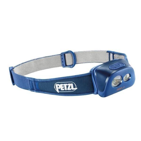 Petzl Tikka+ LED otsavalo sininen otsalamppu