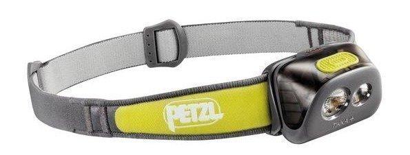 Petzl Tikka+ LED otsavalo vihreä otsalamppu