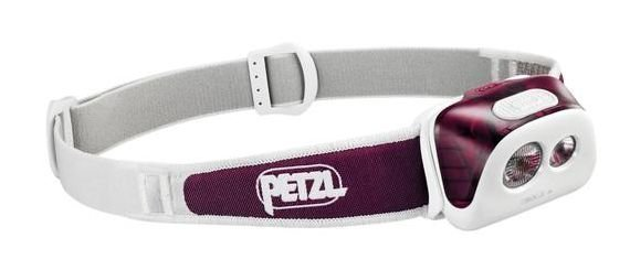 Petzl Tikka+ LED otsavalo violetti otsalamppu