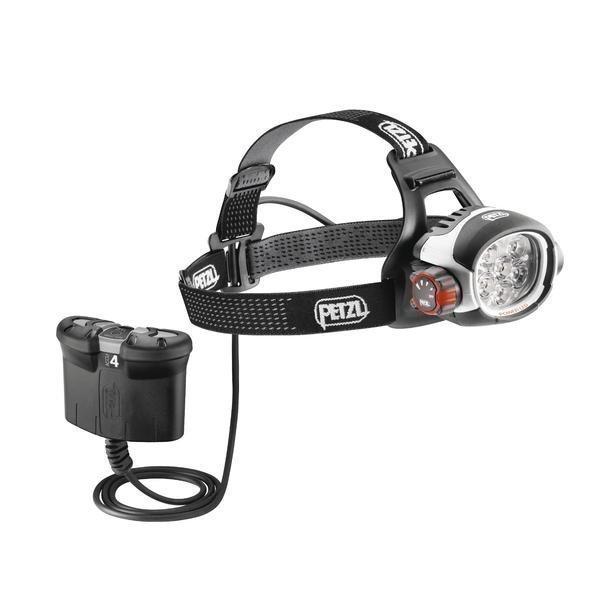Petzl Ultra RushBelt LED otsavalaisin