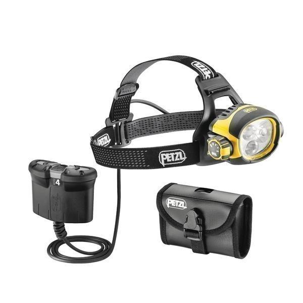 Petzl Ultra VarioBelt LED otsavalaisin