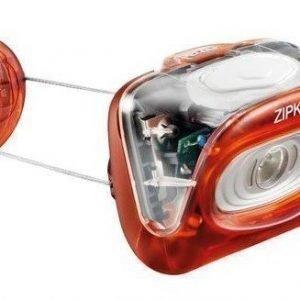 Petzl Zipka LED valaisin punainen