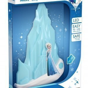 Philips Disney Frozen Elsa 3d Seinävalo