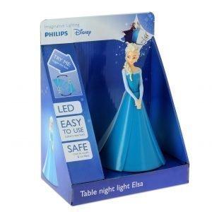 Philips Disney Frozen Elsa Yöpöytävalo