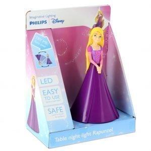 Philips Disney Frozen Rapunzel Yöpöytävalo