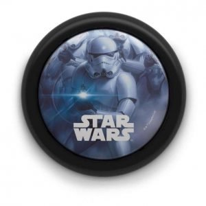 Philips Disney Star Wars Yövalo Led Musta