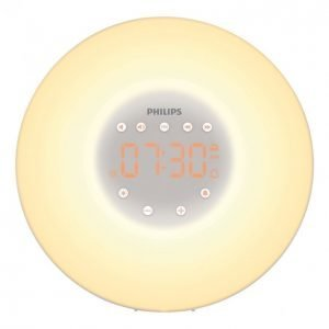 Philips Hf3505/01 Wake-Up Light Herätysvalo Radiolla