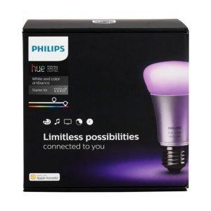Philips Hue Aloituspakkaus E27 3 Kpl