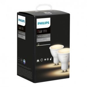 Philips Hue White Ambiance 2 X 5