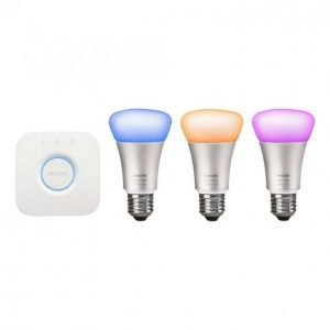 Philips Hue White And Color Ambiance Starter Kit 3 X 10 W E27 Led Aloituspakkaus