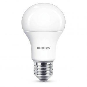 Philips Lamppu Led 11w Muovi Warmglow 1055lm Himmennettävissä E27