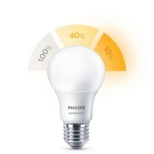Philips Lamppu Led 2-5-8w Sceneswitch 80 / 320 / 806lm E27
