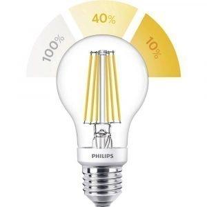 Philips Lamppu Led 2-5-8w Sceneswitch 80 / 320 / 806lm Filamentti E27
