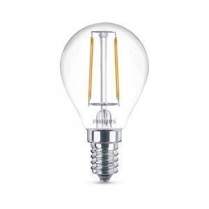 Philips Lamppu Led 2w 250lm Mainoslamppu E14