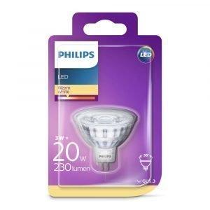 Philips Lamppu Led 3w 230lm Gu5