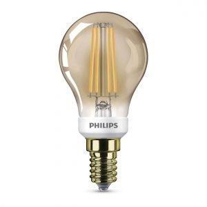 Philips Lamppu Led 3w Classic Mainoslamppu 410lm Himmennettävissä E14