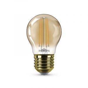 Philips Lamppu Led 3w Classic Mainoslamppu 410lm Himmennettävissä E27