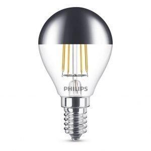 Philips Lamppu Led 4w Filamentti Kärkipeili Mainoslamppu 397lm E14