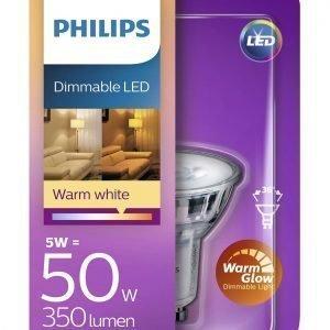 Philips Lamppu Led 5w 50w / 350lm Himmennettävissä Gu10