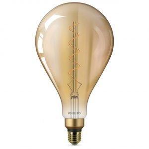 Philips Lamppu Led 5w Classic Globe 300lm Ø160 E27