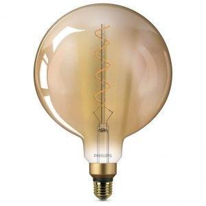 Philips Lamppu Led 5w Classic Globe 300lm Ø200 E27