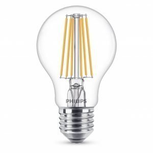 Philips Lamppu Led 8w Lasi Warmglow 806lm E27