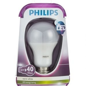 Philips Led Lamppu 40w E27 Lämmin Valkoinen