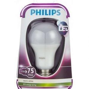 Philips Led Lamppu 75w E27 Lämmin Valkoinen